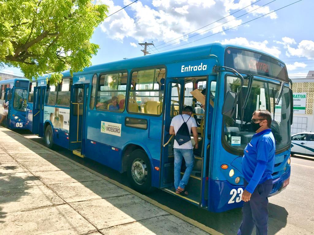 Transporte coletivo de Mossoró se adequa para manter serviço