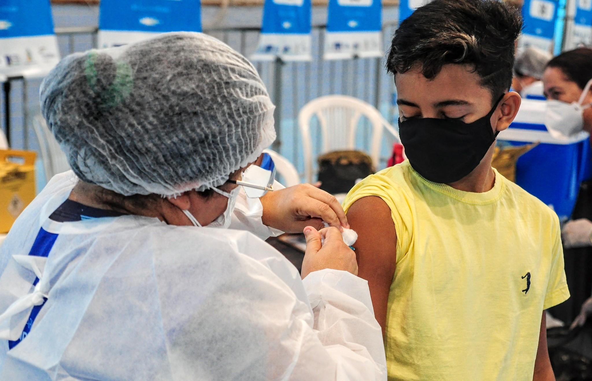 Mais de mil mossoroenses são vacinados no feriado de 30 de setembro