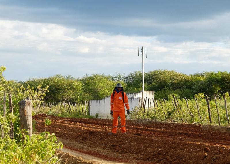 Estradas vicinais são recuperadas e recebem drenagem para beneficiar moradores da Zona Rural de Mossoró