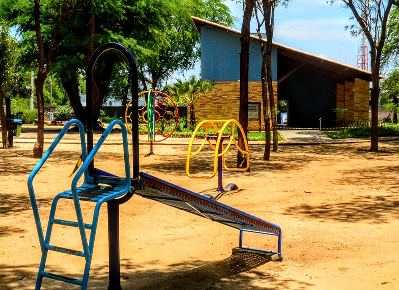 Parque Municipal está aberto ao público de terça-feira a domingo