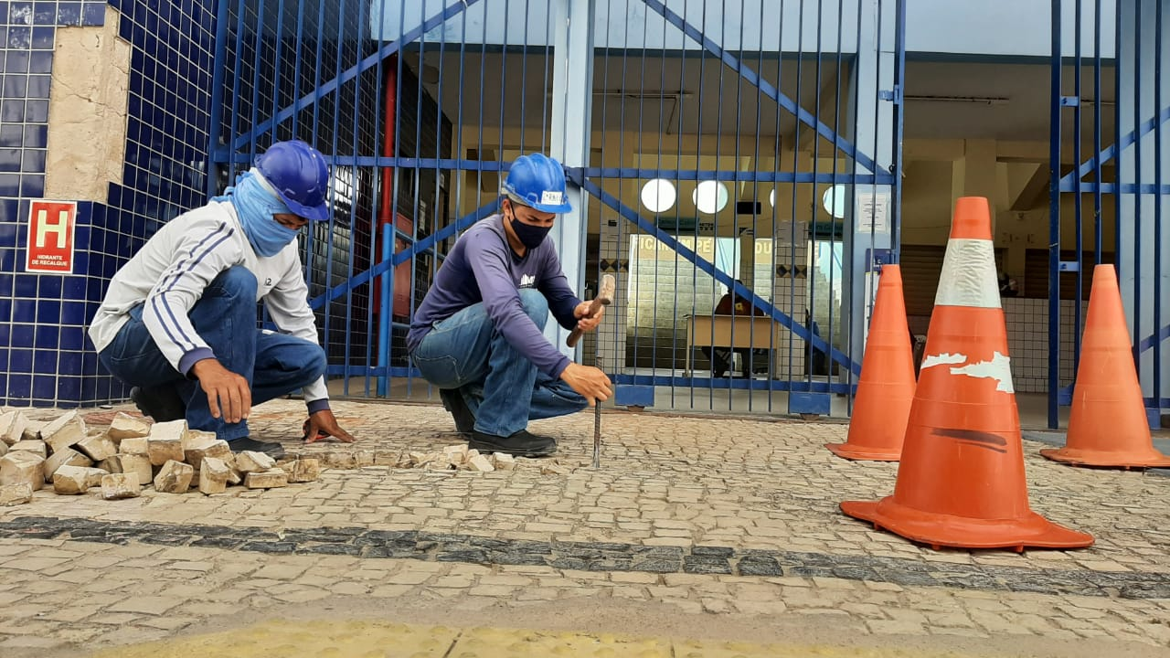 Prefeitura segue cronograma de obras estabelecido pelo Ministério Público para o Nogueirão