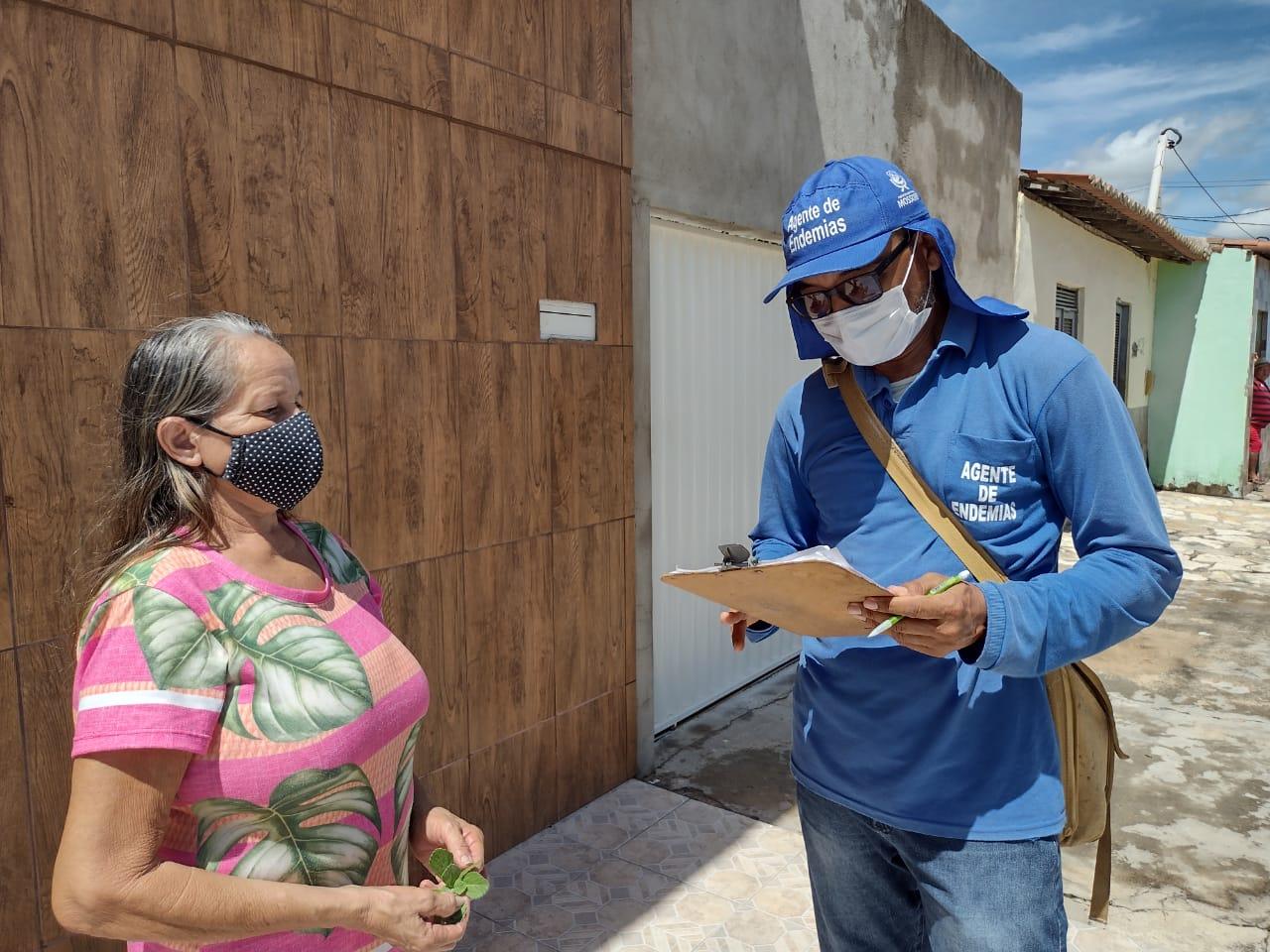 Município reforça combate ao Aedes Aegypti para conter avanço das arboviroses