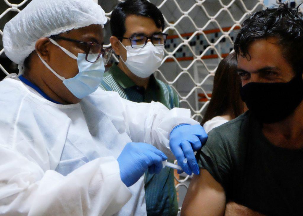 Mossoró intensifica vacinação das pessoas em situação de rua