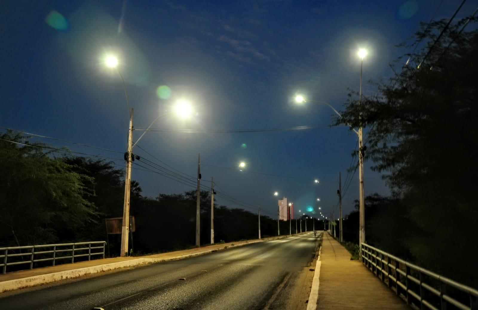 Programa Mossoró Iluminada será lançado nesta quarta-feira