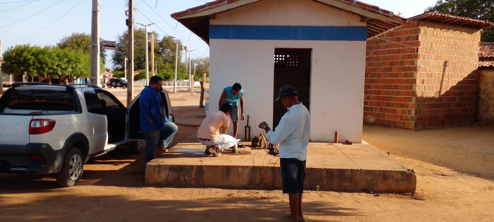 Secretaria de Agricultura realiza diversas ações na zona rural nesta segunda