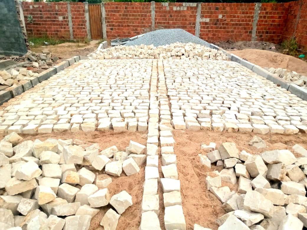 Comunidade Rincão é beneficiada com obras de pavimentação de ruas