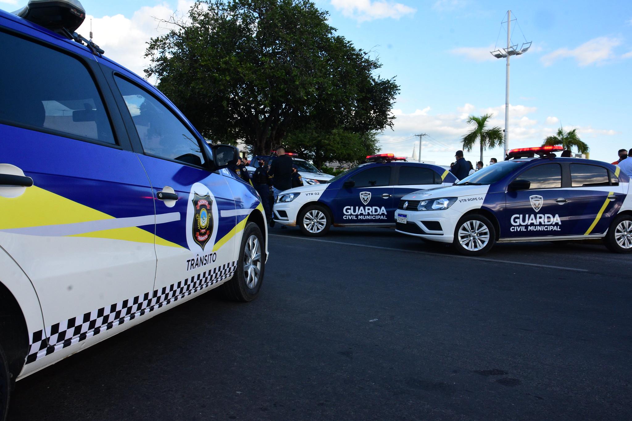 Reforço na segurança: Prefeitura renova frota de veículos da GCM, Trânsito e Defesa Civil