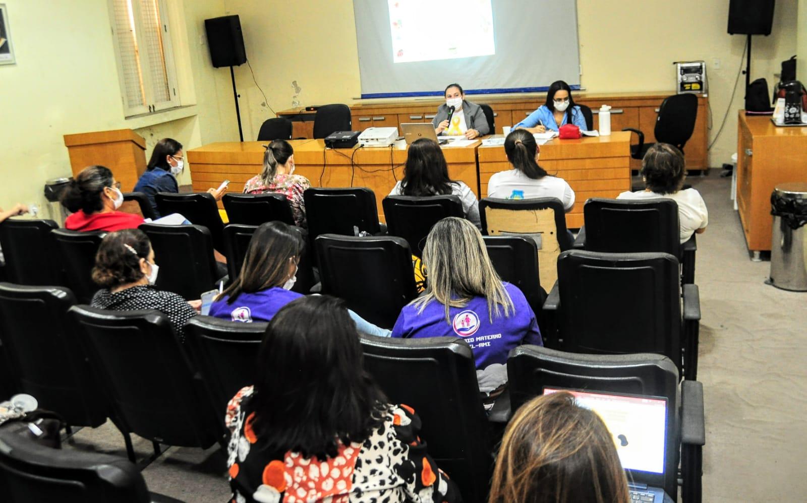 """""""Setembro Amarelo"""" discute fluxo de saúde mental em Mossoró"""