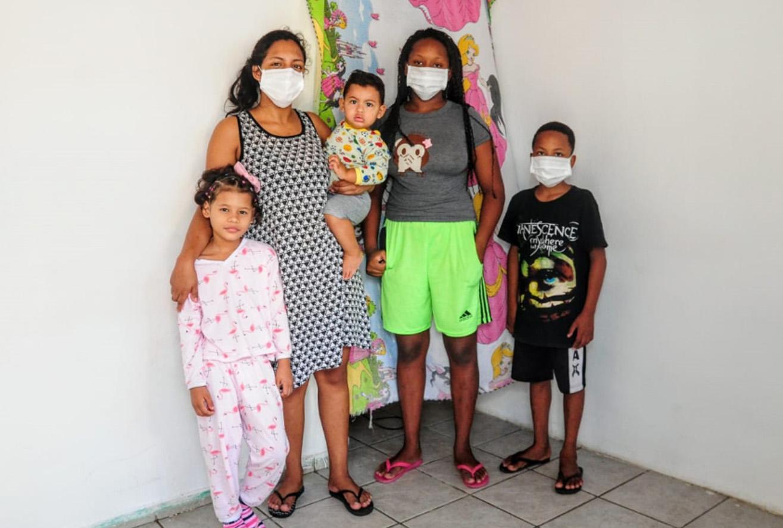 Aluguel social beneficia famílias venezuelanas