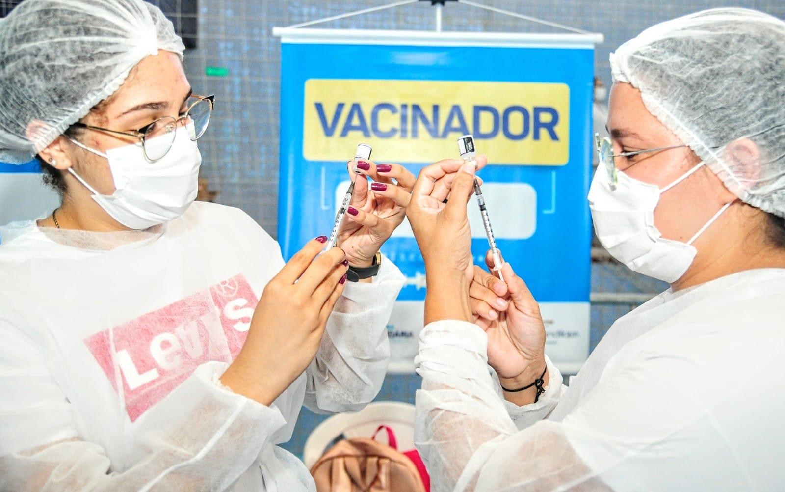 Mossoró amplia vacinação e imuniza população adulta com 18 anos ou mais