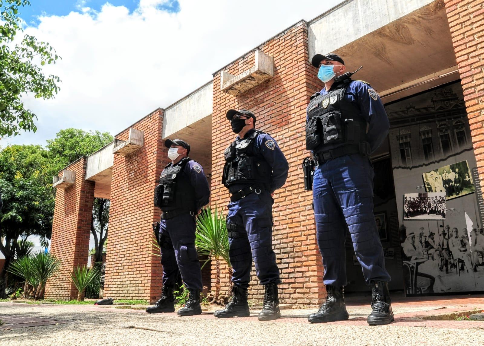 Guarda Municipal atende mais de 2 mil ocorrências em seis meses