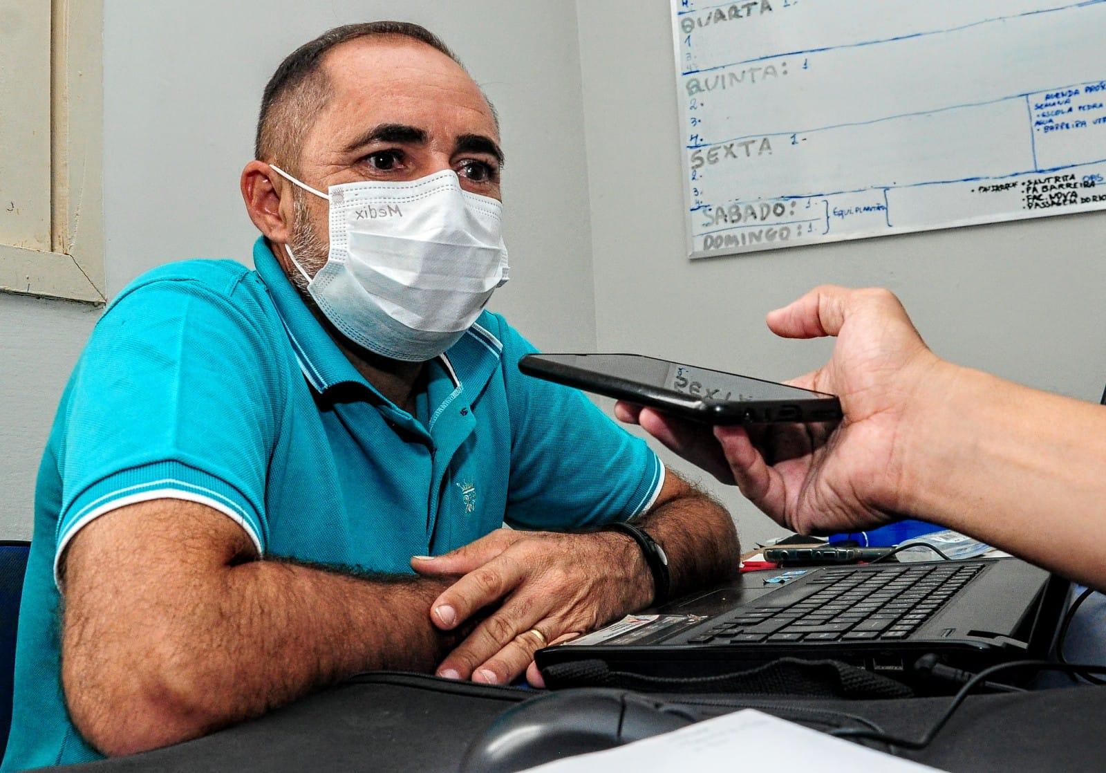 Equipe realiza visita de diagnóstico para produção de tilápia vermelha