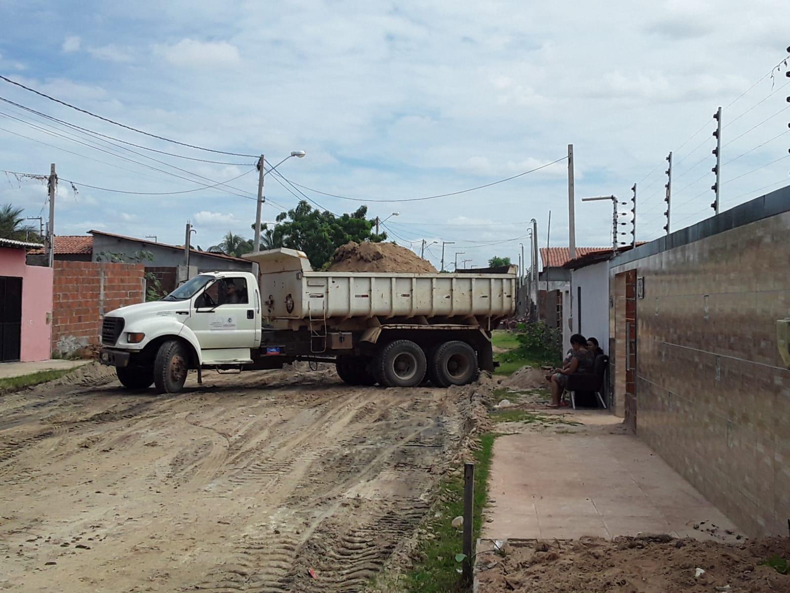 Infraestrutura melhora acesso ao Conjunto Novo e bairros vizinhos