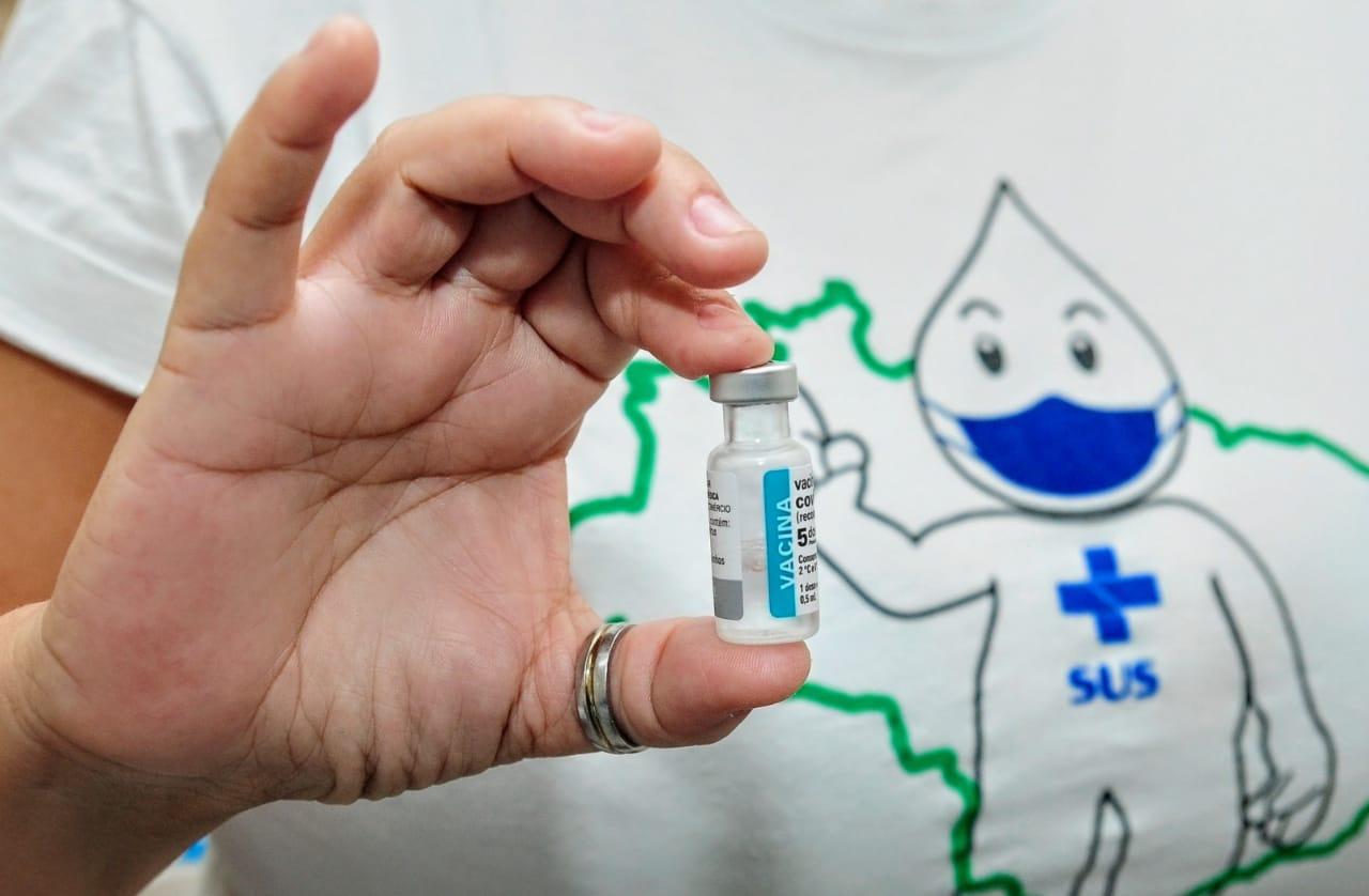Covid-19: Mossoró vacina quase 7 mil pessoas no final de semana