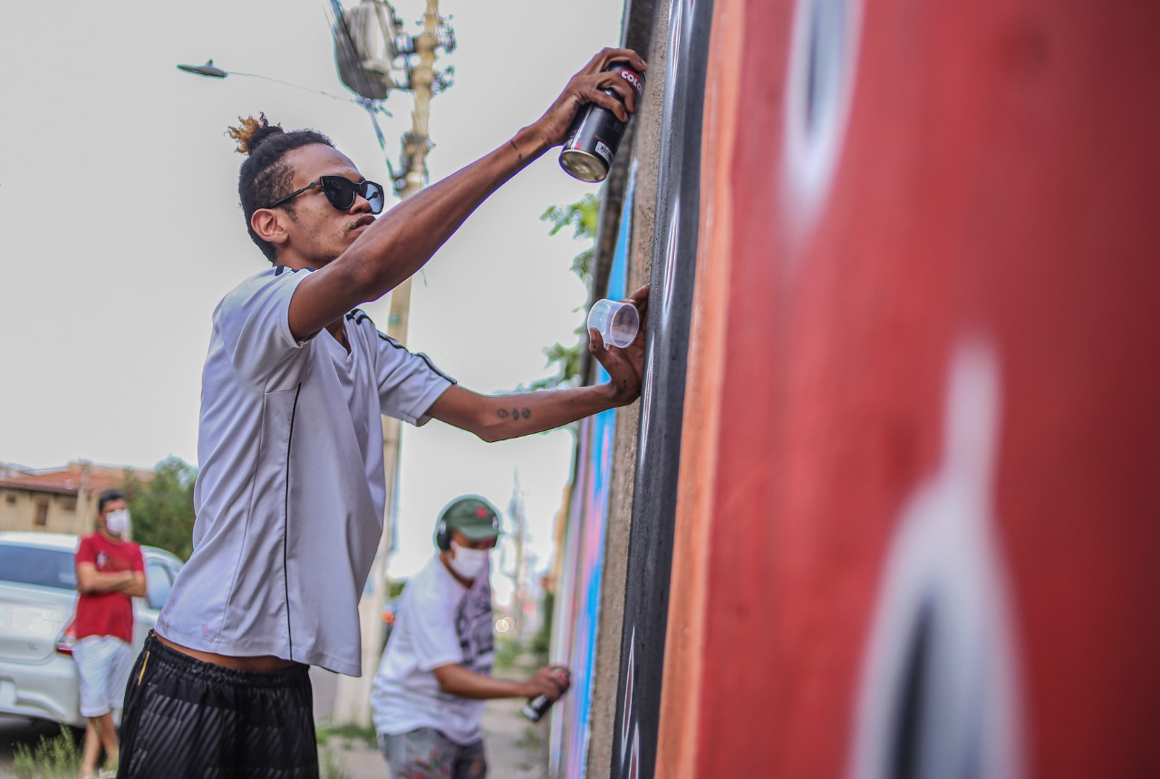 Festival Hip Hop na Escola de Artes começa virtualmente nesta segunda-feira