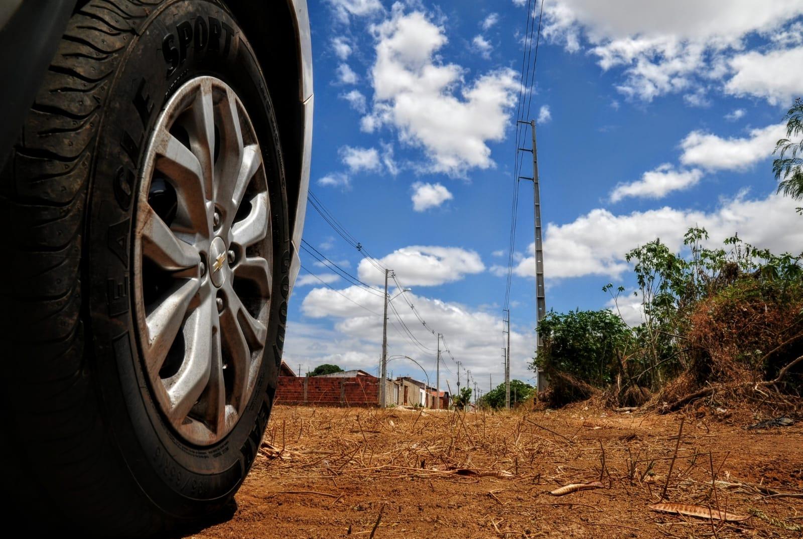 Prefeitura garante acessibilidade em ruas do Conjunto Redenção
