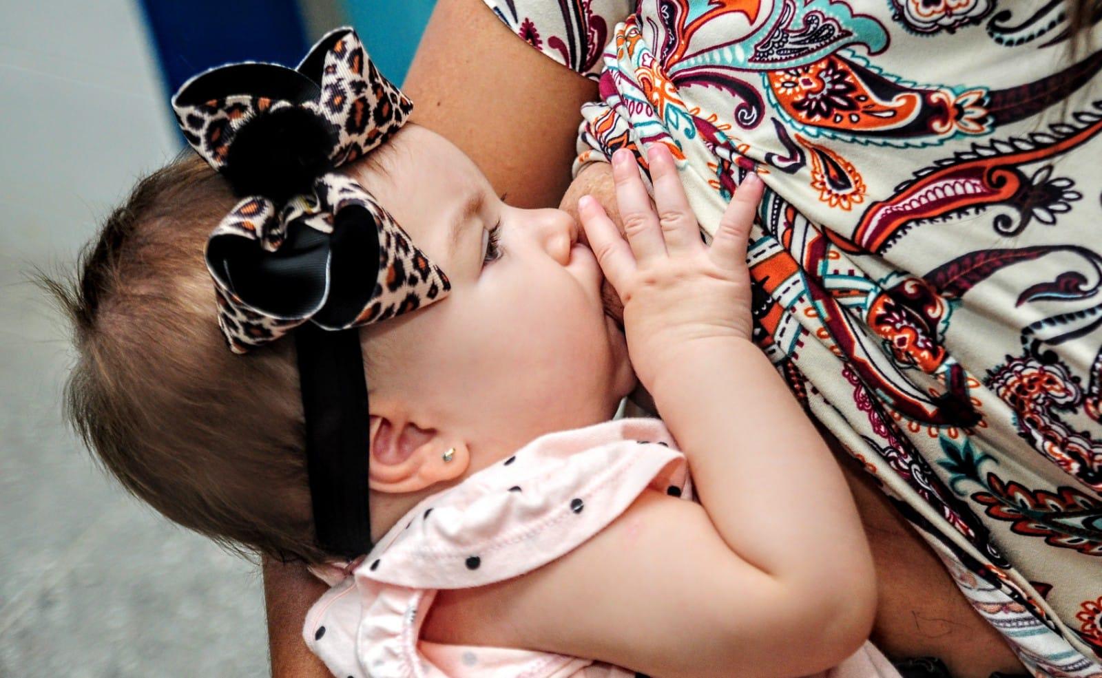"""""""Agosto Dourado"""": Unidades Básicas de Saúde desenvolvem atividades alusivas à amamentação"""
