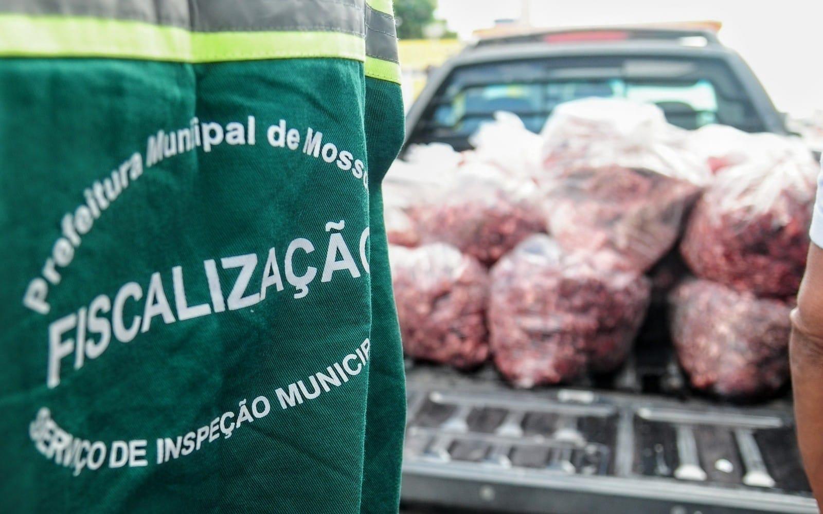 SIM apreendeu mais de cinco toneladas de alimentos impróprios para consumo em julho e agosto