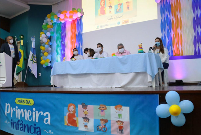 Programa Primeira Infância é lançado em Mossoró