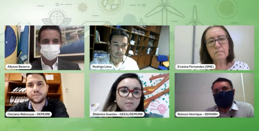 Semana de Meio Ambiente discute políticas públicas para sustentabilidade da cidade