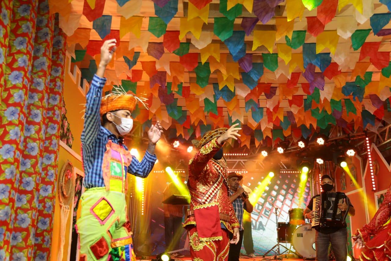 Polo de Cultura Popular mantém viva as tradições dos arraiás juninos