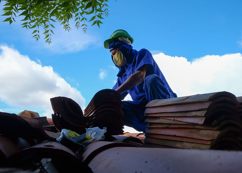 Unidades de Educação Infantil recebem mutirão com serviços de manutenções