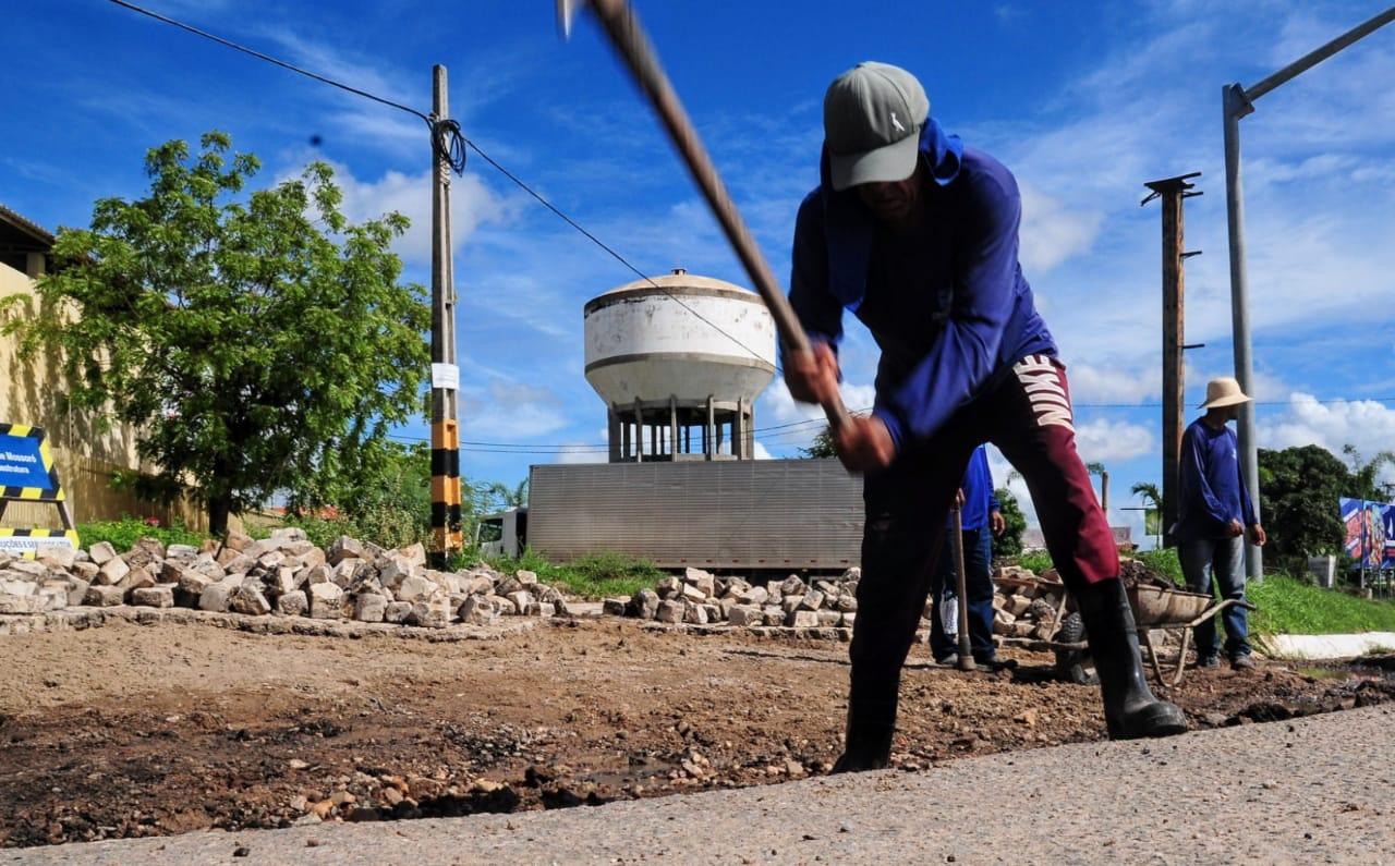 Obras em acesso ao Alto do Sumaré trazem melhorias em mobilidade urbana
