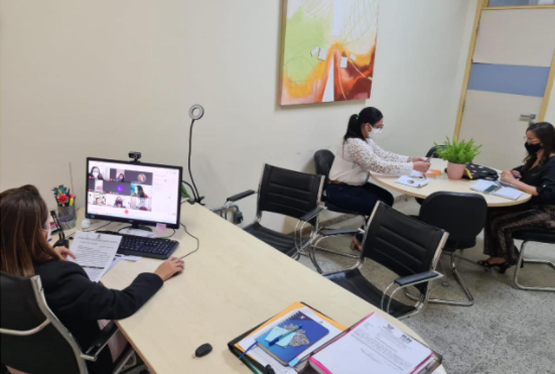 Secretaria presta conta de ações do 1º quadrimestre de 2021 ao CMAS