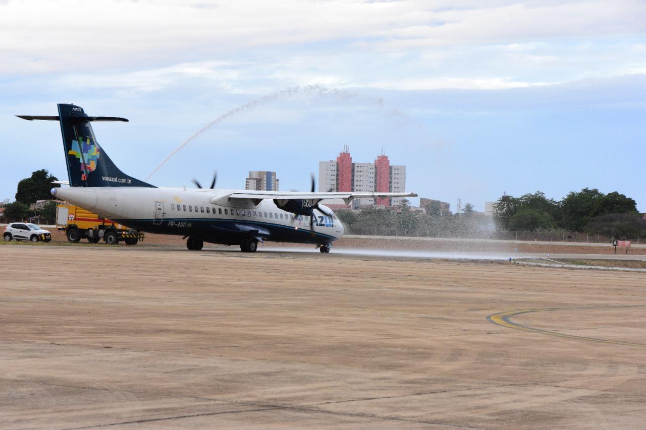 Mossoró ganha ponte aérea com Natal promovendo o turismo e o desenvolvimento econômico