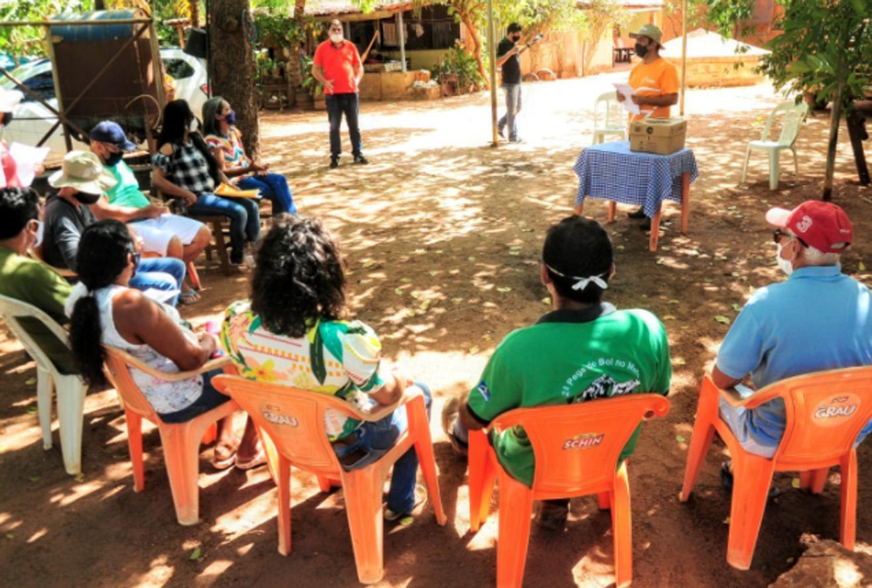 Mais de 800 famílias respondem questionários na 1ª semana do censo rural