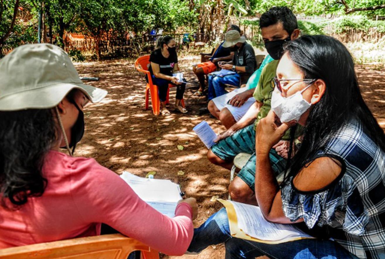 Censo rural: mais de 1,6 mil mil famílias já receberam questionários