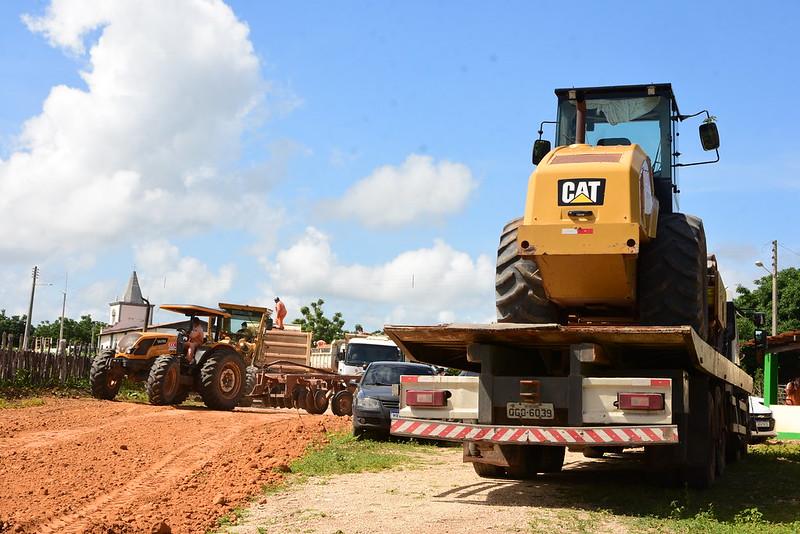 Prefeitura trabalha na recuperação de 200 quilômetros de estradas vicinais