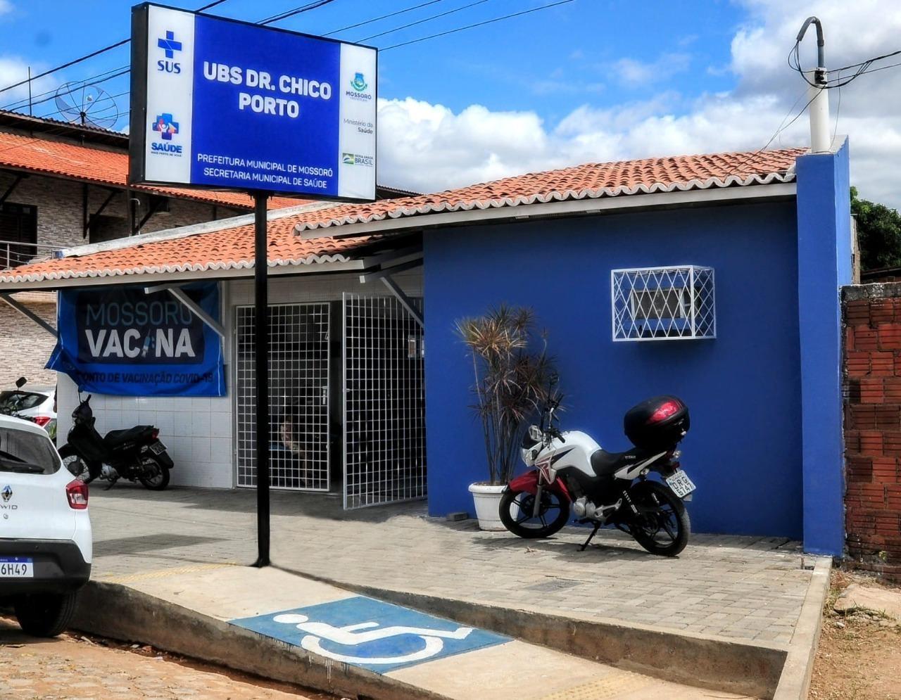 UBS Dr. Chico Porto é reformada e será entregue nesta quinta-feira (22)