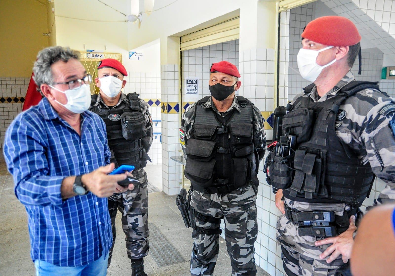 Trabalho da Prefeitura garante liberação do Nogueirão para jogos com presença de público