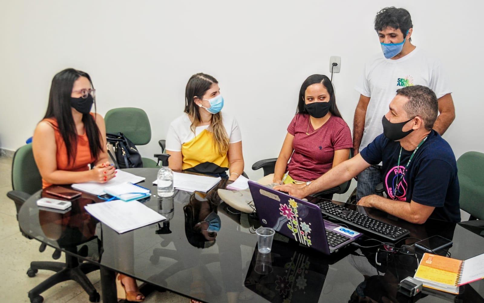Prefeitura de Mossoró e INCRA realizam mutirão para confecção de DAPs
