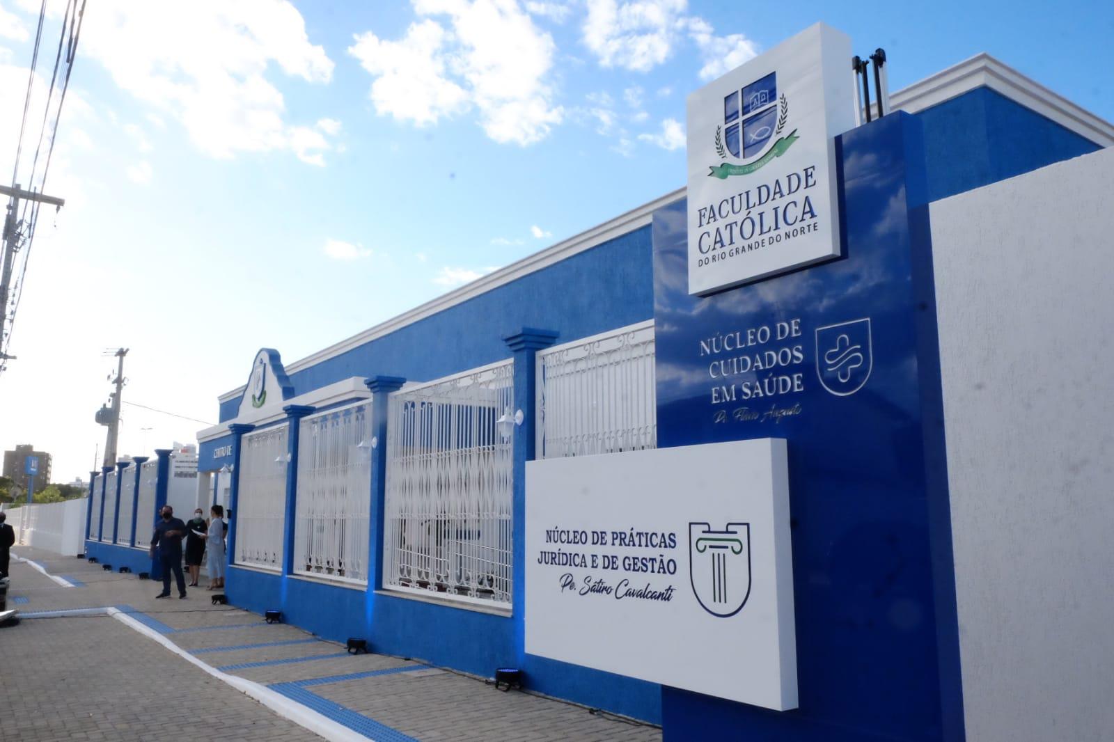 Mossoró ganha Centro de Práticas Múltiplas com atendimentos gratuitos de saúde e jurídico