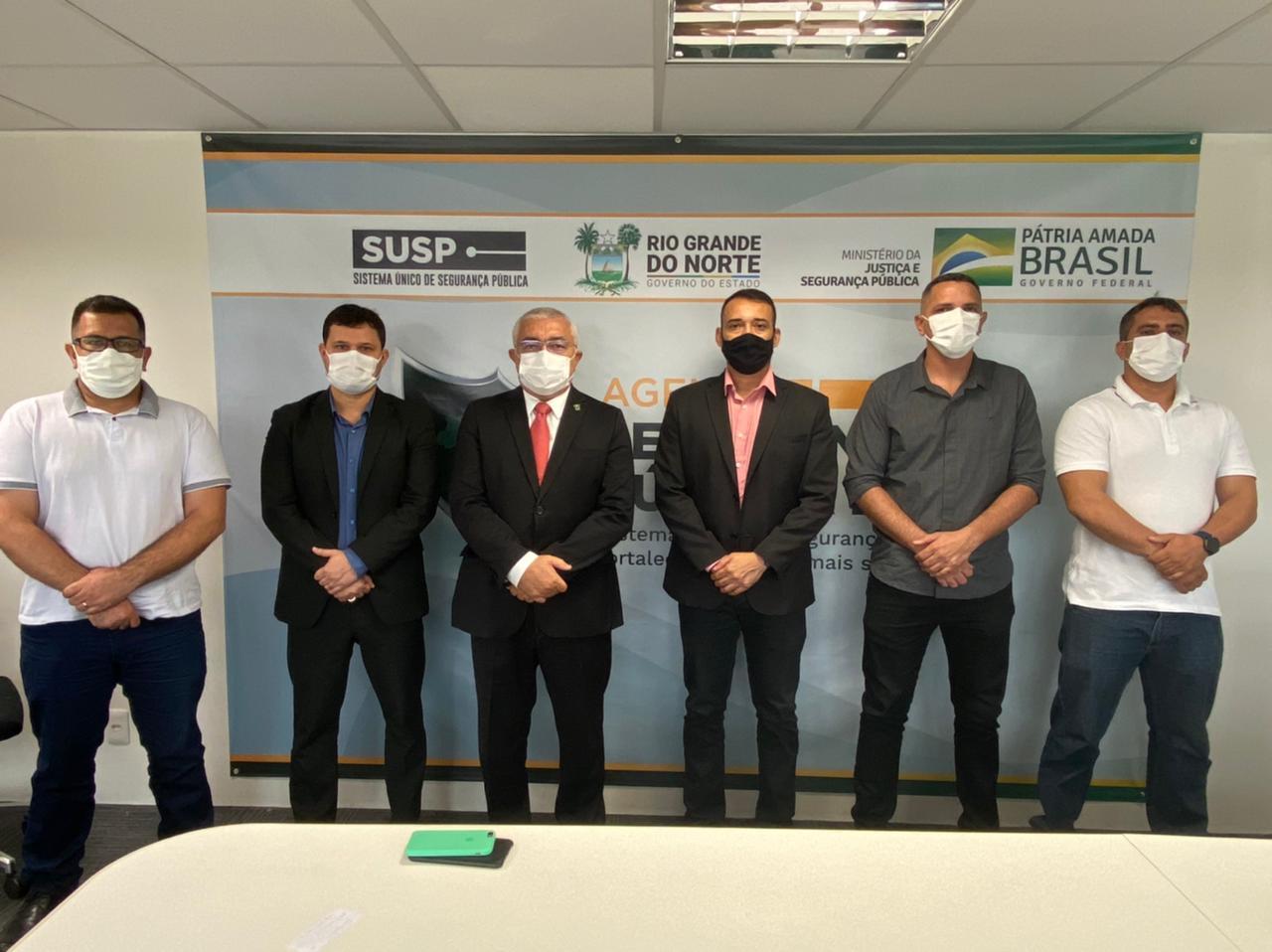 Processo para integrar centros de operações avança em Mossoró