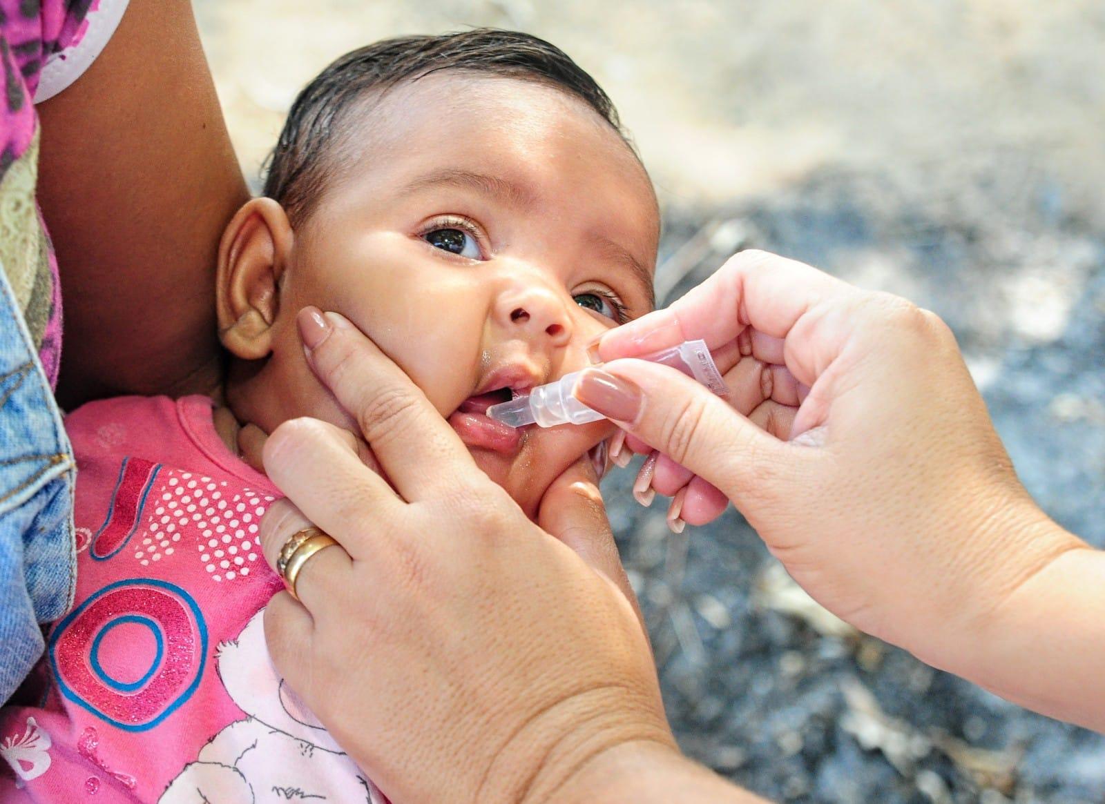 """Profissionais da Saúde participam ativamente das ações do """"Mês da Primeira Infância"""""""