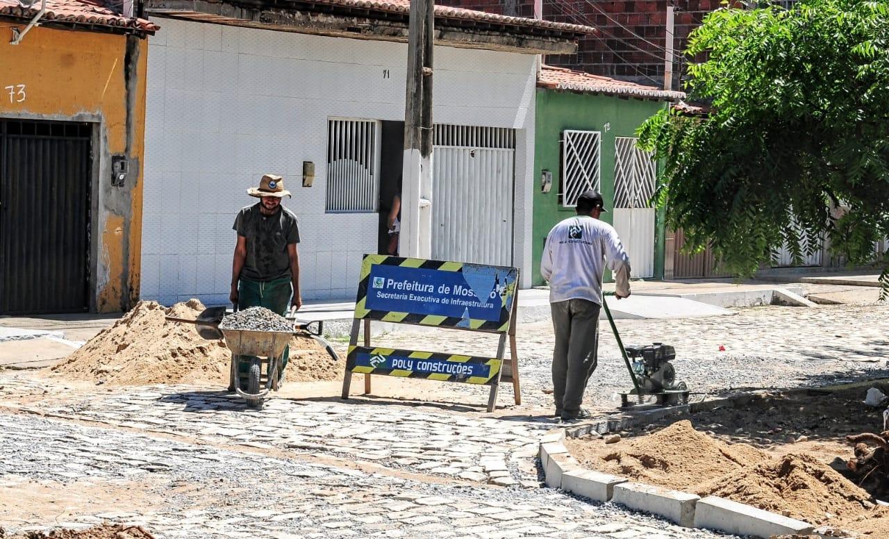 Ruas do Boa Vista são contempladas com serviços de tapa-buracos