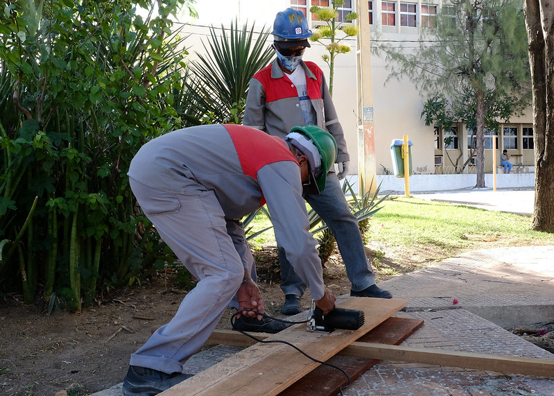 Obras de reforma e restauração do Memorial da Resistência de Mossoró são iniciadas