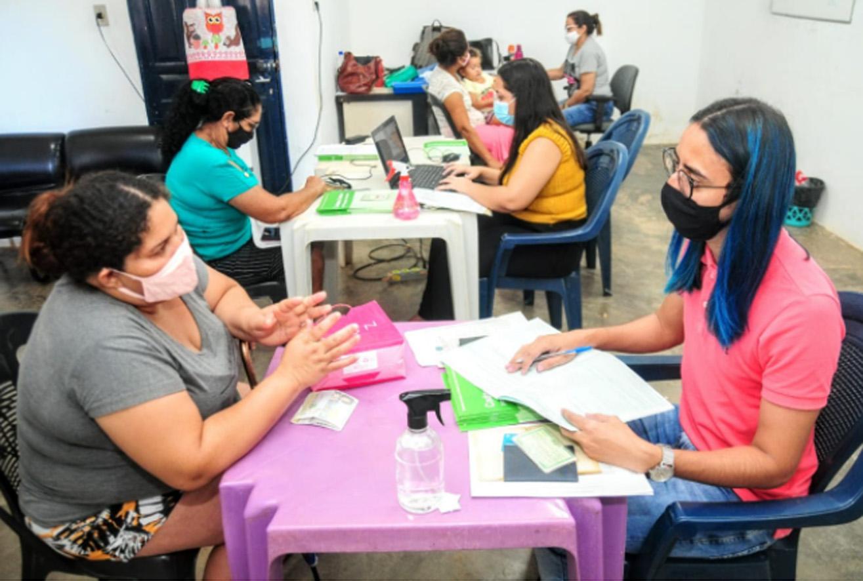 Secretaria realiza nesta sexta-feira atualização cadastral no CRAS Belo Horizonte