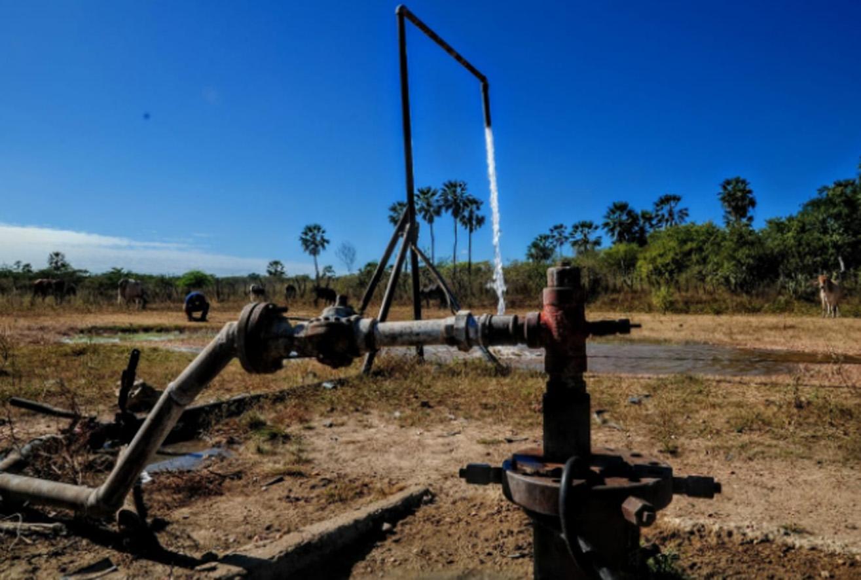 Zona rural: Bomba é reinstalada e poço de Melancias volta a funcionar