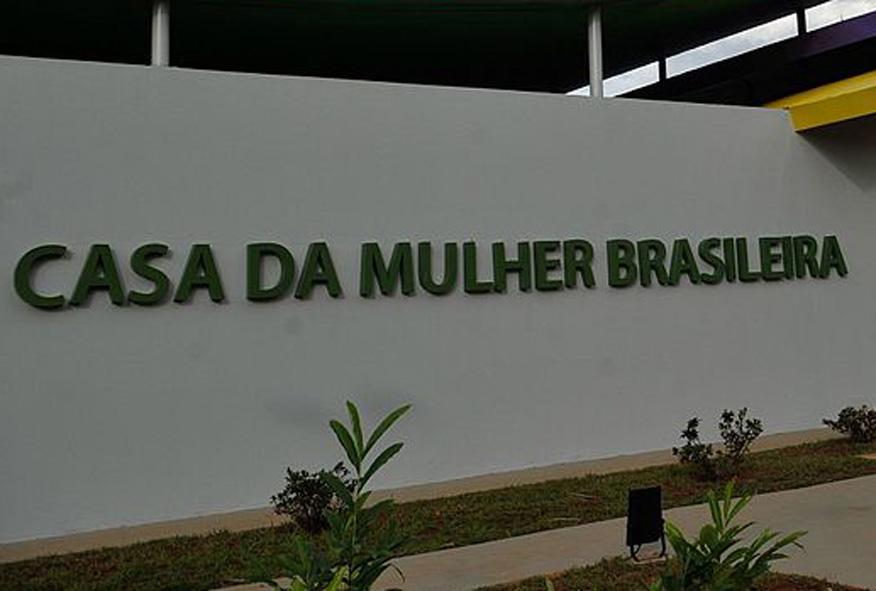 Pedra fundamental da Casa da Mulher Brasileira será lançada nesta sexta-feira