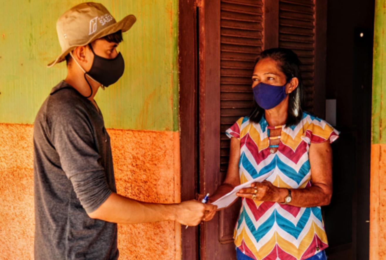 Prefeitura de Mossoró inicia censo rural pelo polo Alagoinha