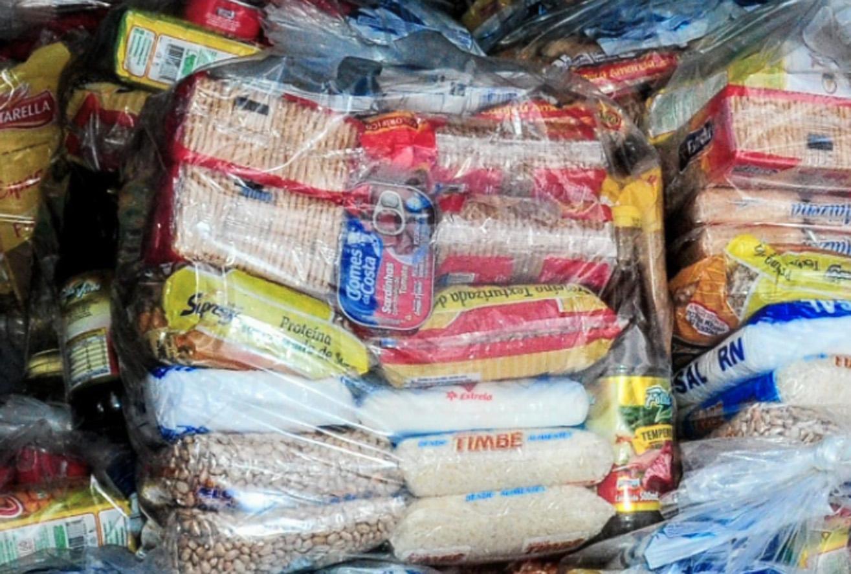 350 famílias são beneficiadas com complementação alimentar em Mossoró