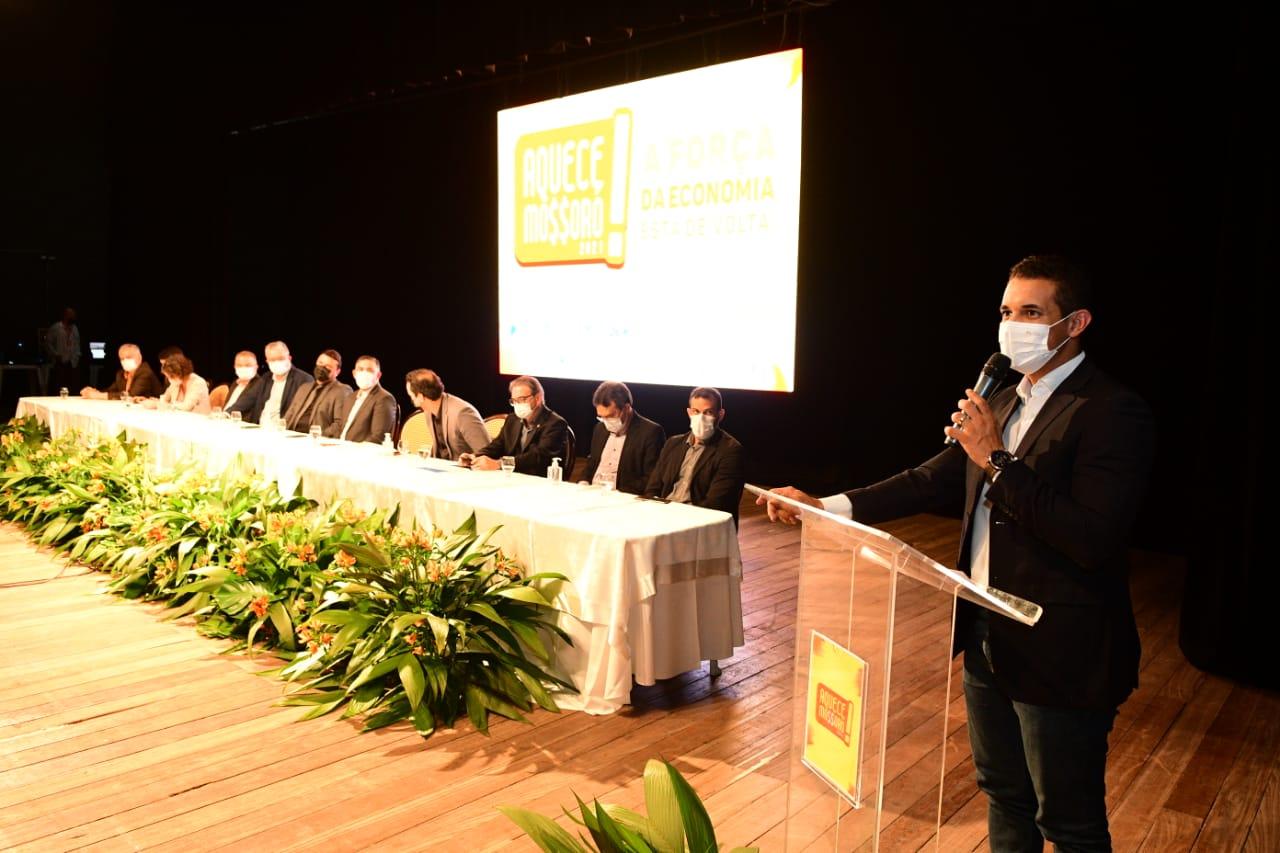 Prefeitura apoia campanha Aquece Mossoró que promove vendas do comércio e premia consumidores