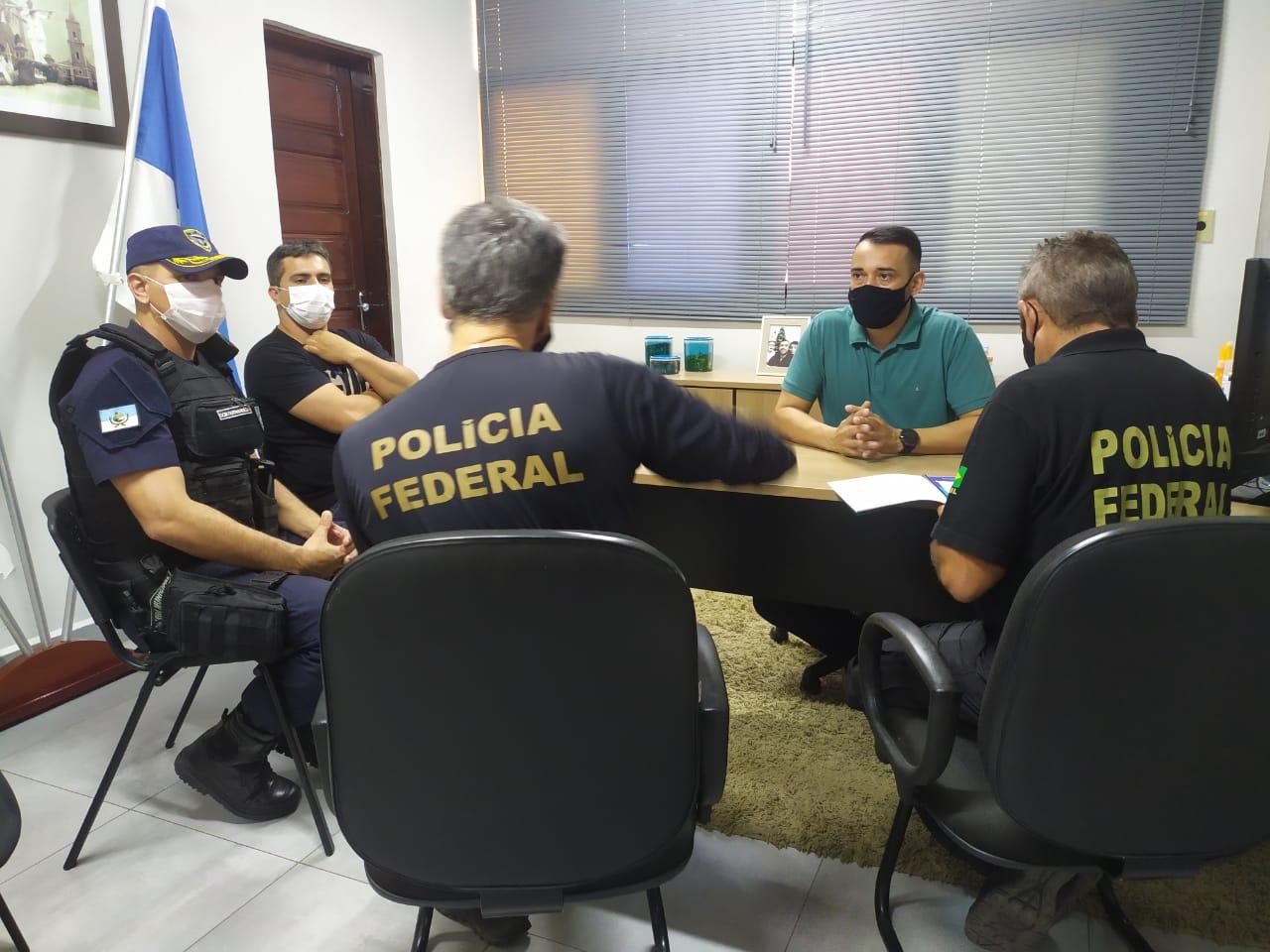 Guarda Municipal avança no processo para porte de armas