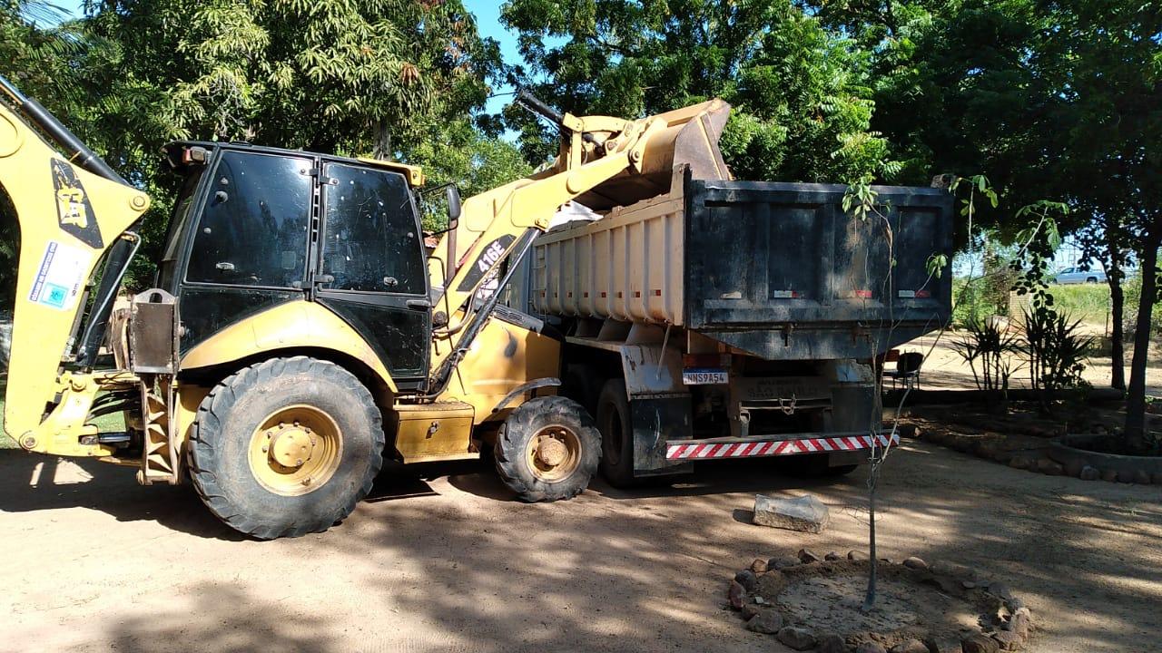 Horto Florestal recebe melhorias com serviços de infraestrutura