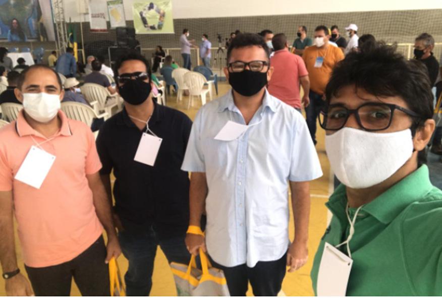 Equipe da Secretaria de Agricultura participa de evento em Caicó ligado ao agronegócio