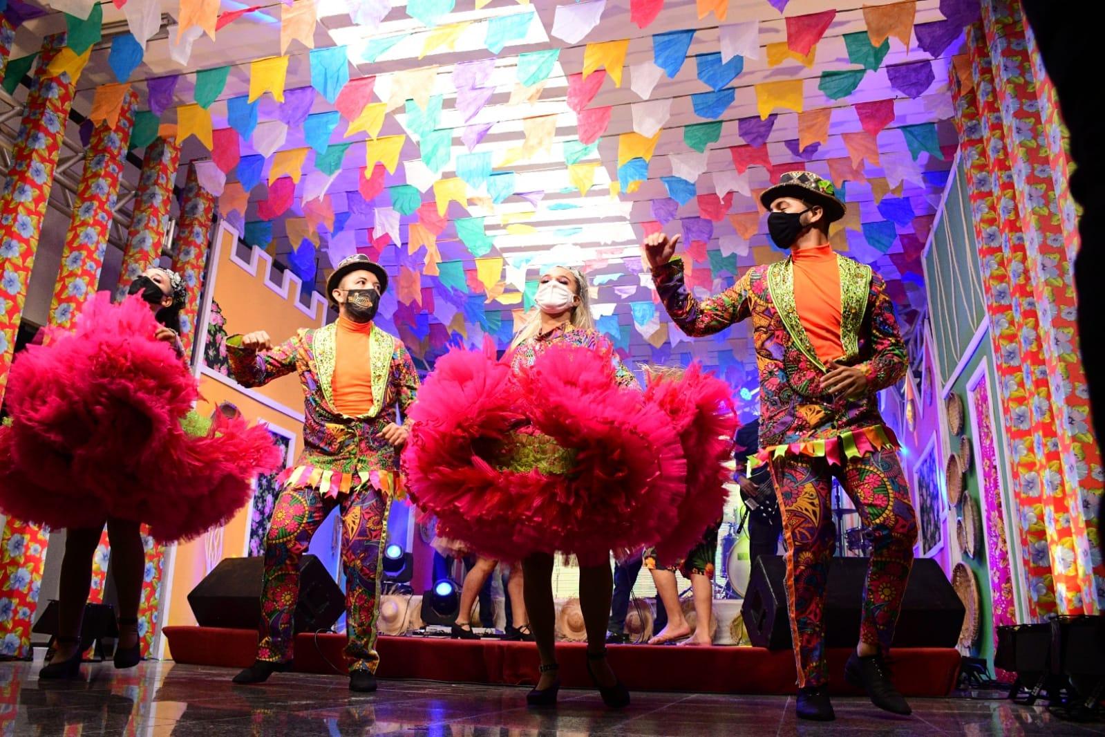 Mossoró Cidade Junina 2021 contempla cultura popular